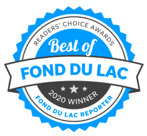 Best of Fond Du Lac Readers Choice Badge